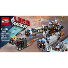 LEGO® Movie Castle Cavalry 70806