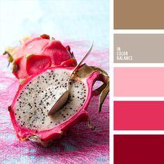 color arena pálido, color bronceado, color castaño oscuro, color lila, color rosa profundo, combinación de colores, elección del color, frambuesa, gris y marrón grisáceo, púrpura pálido, rosado fuerte, rosado y gris, selección de colores para hacer la reforma de un piso.