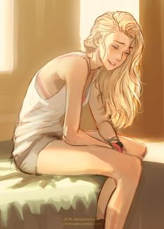 13. Annabeth