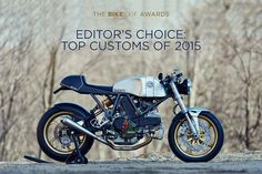 Editor's Choice: An Alternative Top 10 Customs of 2015 - Bike EXIF