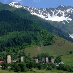 Undiscovered Places of Svaneti. Most Beautiful, Beautiful Places, Mountaineering, Bergen, Climbing, Hiking, Mountains, Nature, Travel