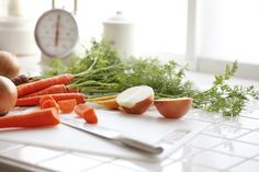 guide on best way to cook vegetables, via Orson Gygi blog