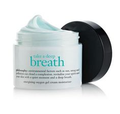 Philosophy Take a Breath Oxygen Gel Cream Moisturizer / 26 Beauty Products Only A Genius Could Have Invented