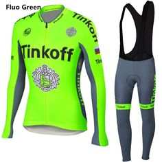2016 Tinkoff new Cycling Clothing Roupa Ciclismo Long Sleeve Autumn  Breathable Bicycle Clothes Cycling Jersey Bike Sport Wear a2c0c1dc4