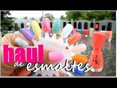 HAUL DE ESMALTES de Verano 2013 ❤ BeautybyNena - YouTube