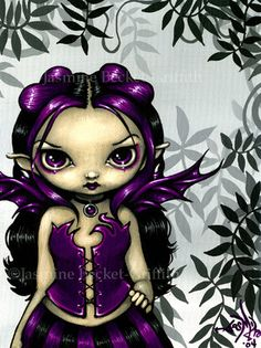 Jasmine Becket-Griffith ...
