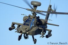 Apache, this is what my husband flew in AfghanLand, I always felt he was safe...in the air at least(: on the ground on base is a different story.