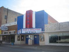 Pearsall TX Oaks Theatre 2009