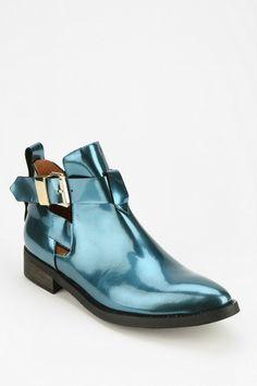 Miista Ona Cutout Ankle Boot #urbanoutfitters