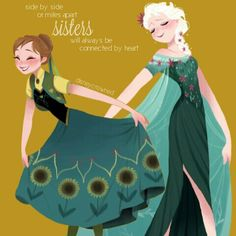 Frozen Fever edit by disneycrowned | IG So cool that it features Elsa and Anna's clothes in the short