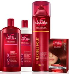 $2/2 Vidal Sassoon Pro Series Products Coupon on http://hunt4freebies.com/coupons