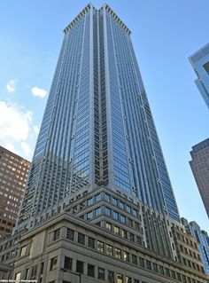 BNY Mellon Center, 5th tallest building in the city.