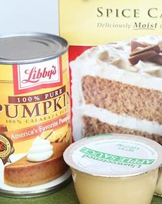 These Skinny Pumpkin Spice Muffins are to die for! If I can find GF pumpkin spice cake mix. Ww Recipes, Fall Recipes, Holiday Recipes, Dessert Recipes, Recipies, Banana Recipes, Pumpkin Spice Muffins, Pumpkin Spice Cake, Pumpkin Bread
