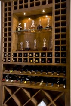 Could also have tequila collection  in Wine Cellar