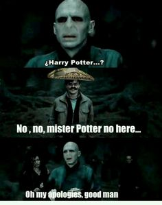 No, no mister potter here......... :)