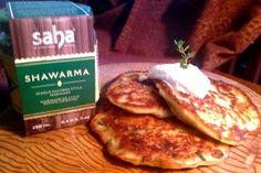 Saha Spiced Potato Pancakes — a savoury take on Shrove Tuesday!