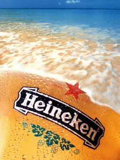 Heineken beach