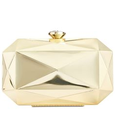 Inc International Concepts Milie Mirrored Clutch, Only at Macy's