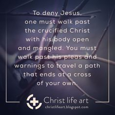 """Friends, there is one hope and one alone! It is in the work and sacrifice of Christ. If you want to know more about him, let me know! I would love to talk to you and share what he has done in my life.  Jesus said to him, """"I am the way, and the truth, and the life. No one comes to the Father except through me. - John 14:6   #CLA #Gospel #oneway #jesus #christ #thereishope"""