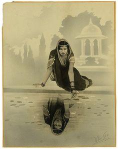 How stunning!  Wilson Studio, Bombay, circa 1920s http://www.pinterest.com/reneesoucy/the-raj-style/