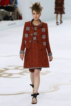 Paris Couture Fashion Week: Chanel F/W14 Collection #Chanel #ChanelHauteCouture