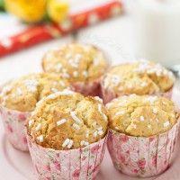 Muffin alla ricotta sofficissimi