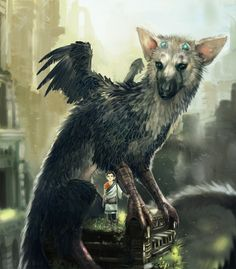 The Last Guardian by Tatchit on DeviantArt
