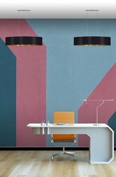 File a Office Wall 2019 kategóriában Office Walls, Color Themes, Color Blocking, Colour, Studio, Modern, Collection, Design, Home Decor