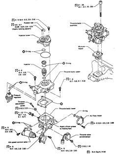 101 best nissan sentra b13 images nissan sentra autos cars 03 Nissan Maxima diagrama carburador nissan sentra b13 5