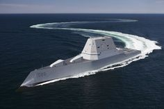 BATH, Maine (NNS) - USN's Navy's newest and most technologically advanced surface ship, future USS Zumwalt (DDG 1000) departed Bath Iron Works, Sept. 7, marking beginning of 3-month journey to its new homeport in San Diego.  Crewed by 147 Sailors, Zumwalt is the lead ship of a class of next-generation multi-mission destroyers designed to strengthen naval power. They are capable of performing critical maritime missions and enhance the Navy's ability to provide deterrence, power projection…
