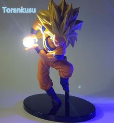 Led Lamps Honesty Dragon Ball Z Son Goku Burdock Kamehameha Diy Led Night Light 150mm Anime Dragon Ball Super Saiyan Dbz Toy