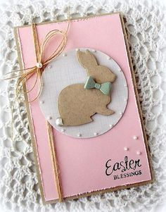 Easter Blessings by melissa1872 - Cards and Paper Crafts at Splitcoaststampers