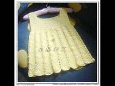 Crochet Patterns  for free  crochet baby dress  1537