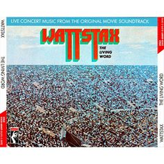 Various Artists - Wattstax: The Living Word (Concert Music from the Original Movie Soundtrack)