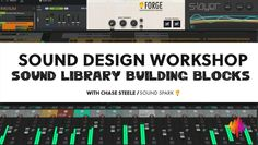 How to get (much!) more out of your existing sound design projects - with Chase Steele (includes 24 free SFX) Sound Library, You Sound, Sound Design, Sound Effects, Arsenal, Design Projects, Helpful Hints, How To Get