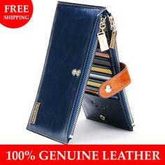 female coin purse single zipper clutch bag wallet ladies' wallet fashion women's wallets purses ladies Free Shipping $28.90
