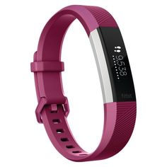 Buy Fitbit Alta HR Fitness Small Wristband - Fuchsia at Argos.co.uk - Your Online Shop for Fitness and activity trackers, Fitness technology, Fitness equipment, Sports and leisure.