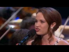 Sierra Boggess Performs - Over The Rainbow - Episode 14 - BBC One - YouTube