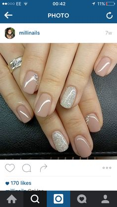Pink Nail Designs, Nail Designs Spring, Simple Nail Designs, Nails News, Makeup Tips, Hair Makeup, Cute Pink Nails, Nails Only, Nail Inspo