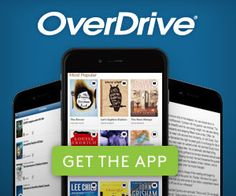 I'm always telling library patrons about how much I love the OverDrive app.  It is awesome and I want to share it with everyone!  I mean, who wouldn't love downloading ebooks, audiobook…