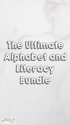 Stock up on over 40 resources for the alphabet, decoding, phonemic awareness, rhymes, names, and so much more. Each resource is from one of your favorite teachers and is 95% off! Great stuff - you won't want to miss this limited time bundle for your kindergarten classroom! Teaching Calendar, Phonemic Awareness, Alphabet Activities, Teacher Favorite Things, Decoding, Preschool Kindergarten, Curriculum, Literacy, Names