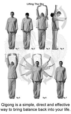 Qigong is simple, direct and effective