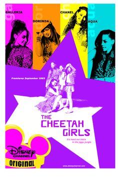 The Cheetah Girls (Disney Channel) me, christina, em, and Lindz (we rocked! Old Disney Channel, Disney Channel Movies, Disney Channel Original, Pixar Movies, Original Movie, Disney Movies, Girly Movies, 90s Movies, The Cheetah Girls