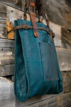 Jeans (leather) bag - absolutely gorgeous!