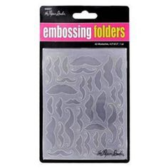 Paper-Studio-Embossing-Folder-A2-MUSTACHES