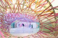 Gallery Of Selgascano S Serpentine Pavilion Plastic Bag Or Pop Art