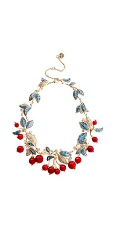 Disaya - Product Berry Garland, All That Glitters, Carpe Diem, Jewelery, Berries, Bling, Charmed, Necklaces, Fruit