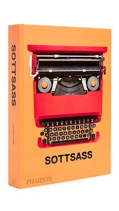 Phaidon Ettore Sottsass (New Edition)   EAST DANE