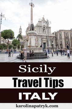 Sicily Travel Tips, Italy - Here are our travel tips that if you are planning to travel to Italy you can not miss. Check this article for Sicily Travel Tips, Italy and TOP 10 Things to Do in Sicily. Best Places In Italy, Things To Do In Italy, Travel Usa, Travel Tips, Travel Europe, Travel Advice, Travel Quotes, Places To Travel, Places To See
