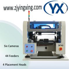Low Cost Pcb Equipment Pick And Place Machine Smt For Led Manufacturing Machine Line With Long-term Service,4 Heads 6 Cameras Products Hot Sale Back To Search Resultstools